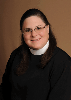The Reverend Susan Bek