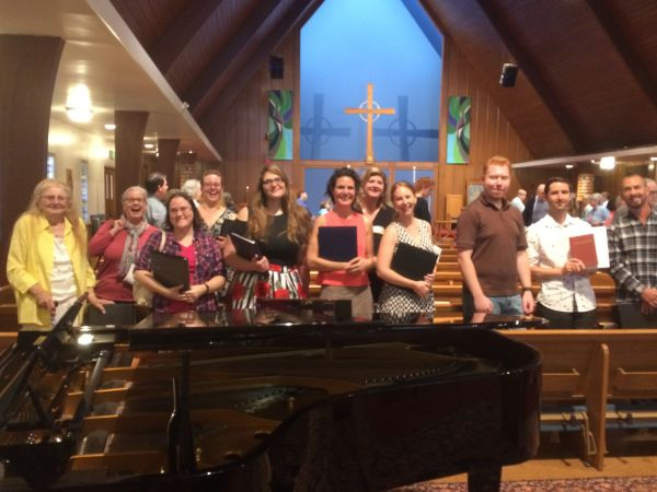 St. Paul's Summer Music Offerings