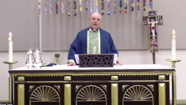 To Feed and Be Fed - A Sermon by the Rt. Rev. John H. Taylor, Bishop of the Los Angeles Diocese