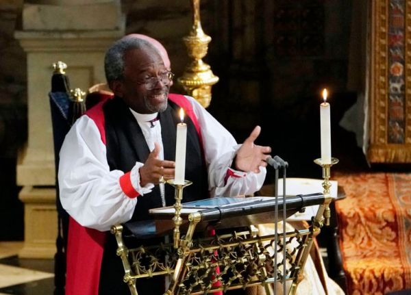 Bishop Michael Curry's Sermon from the Royal Wedding
