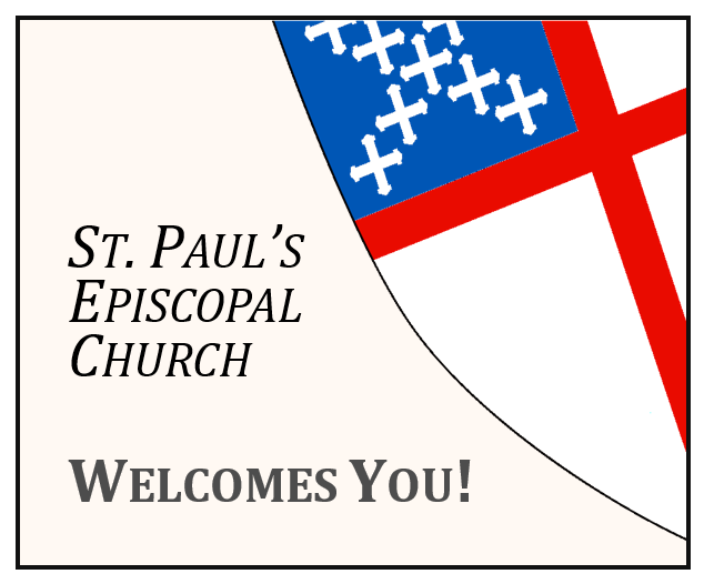 St. Paul's Welcomes You